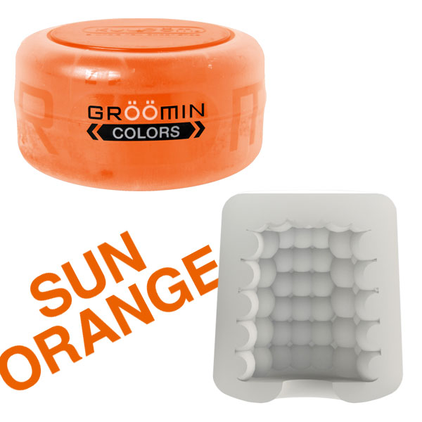 GROOMIN COLORS(Sun Orange)