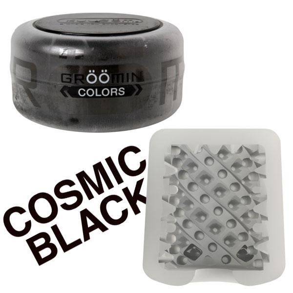 GROOMIN COLORS(Cosmic Black)