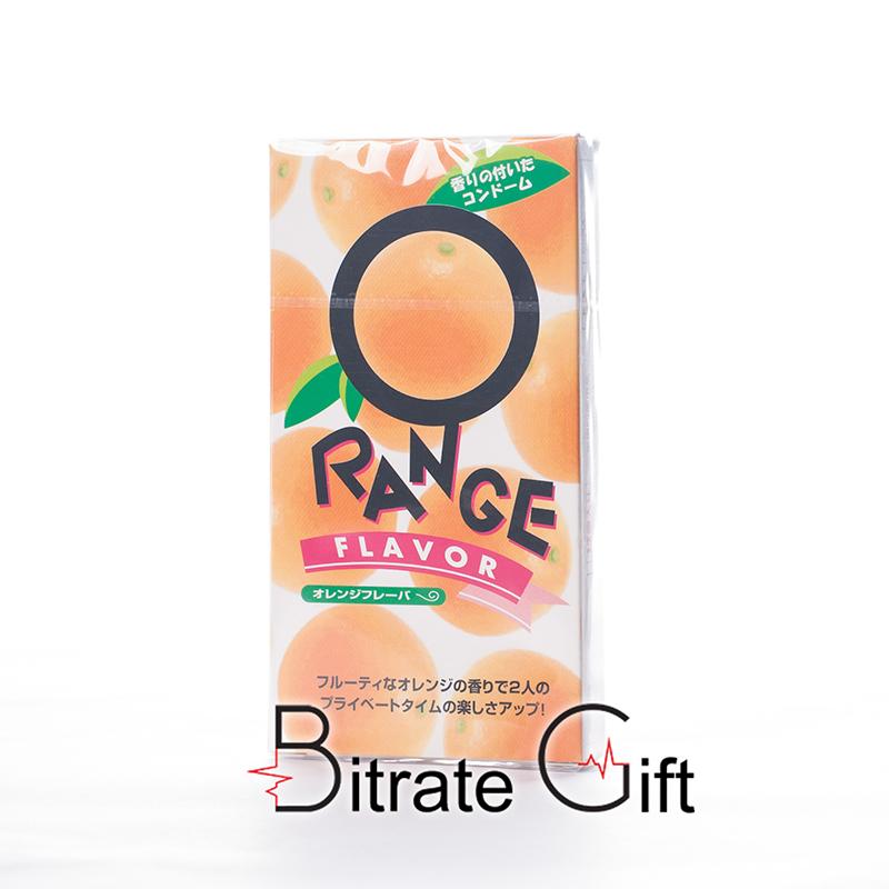 相模 香橙味 安全套 12片裝
